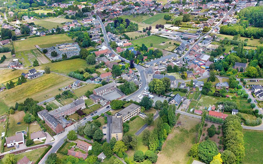 Een nieuw dorp voor Hekelgem